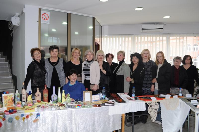"""Pokret žena """"Kneginja Milica"""" u Batočini"""
