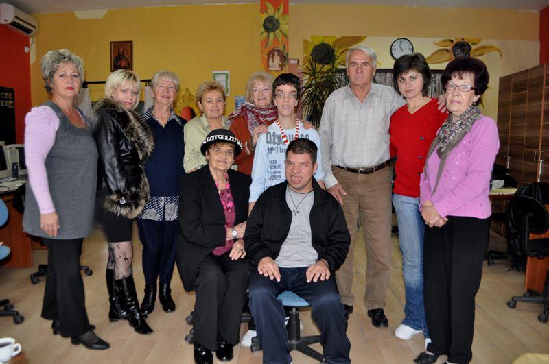 U gostima u Klubu mladih osoba sa invaliditetom