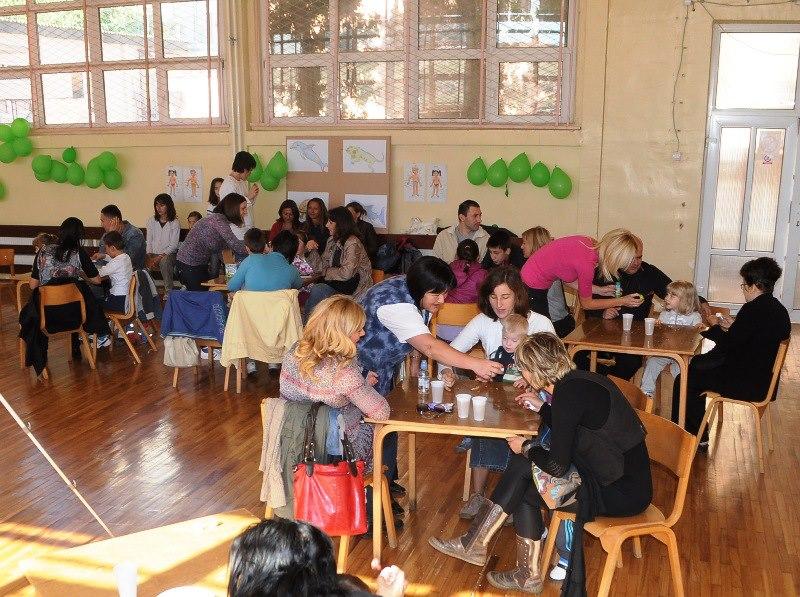 Tehnička podrška - Govorno-jezički razvoj - radionica za roditelje i decu(Škola sa domom za učenike oštećenog sluha)