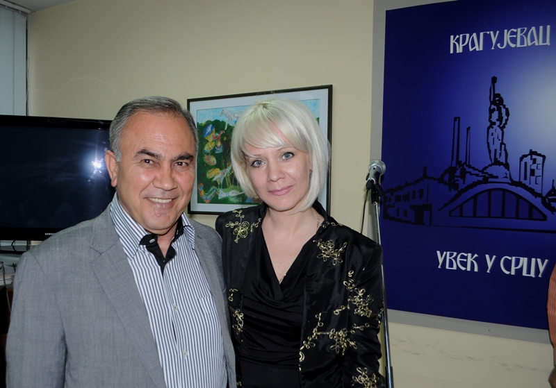 Njegova Ekselencija ambasador Palestine u Beogradu gospodin Mohammed Nabhan.