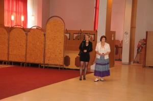 "National Institution - Centar of Culture ""Miladinov brothers"", Struga - Republic of Makedonia -  Slobodanka Poposka"