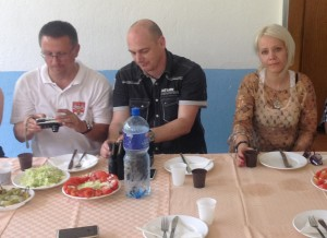 selo Borčane - Krstimir Pantić i Dušan Pekár