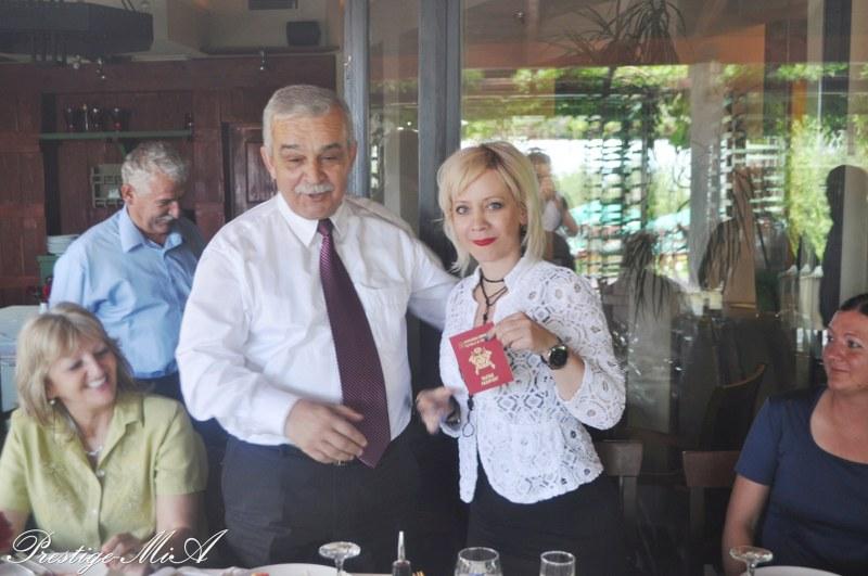 Gradonačelnik Vevčana, Cvetomir Ugrinoski